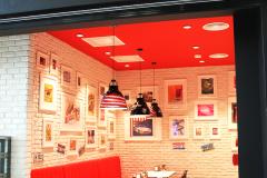 Burger Bistro by Modus Studio