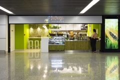 Papaya Juicebar Chopin Airport